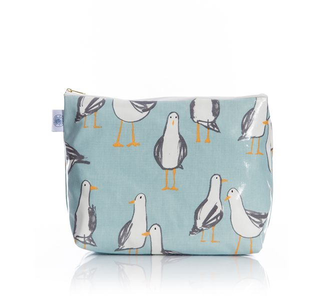 Large Wash Bag (Seagull)