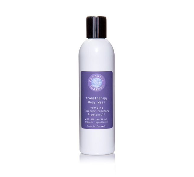 Lavender, Rosemary and Patchouli Body Wash 250ml