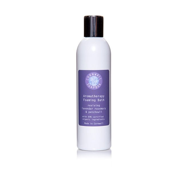 Lavender, Rosemary and Patchouli Foaming Bath 250ml