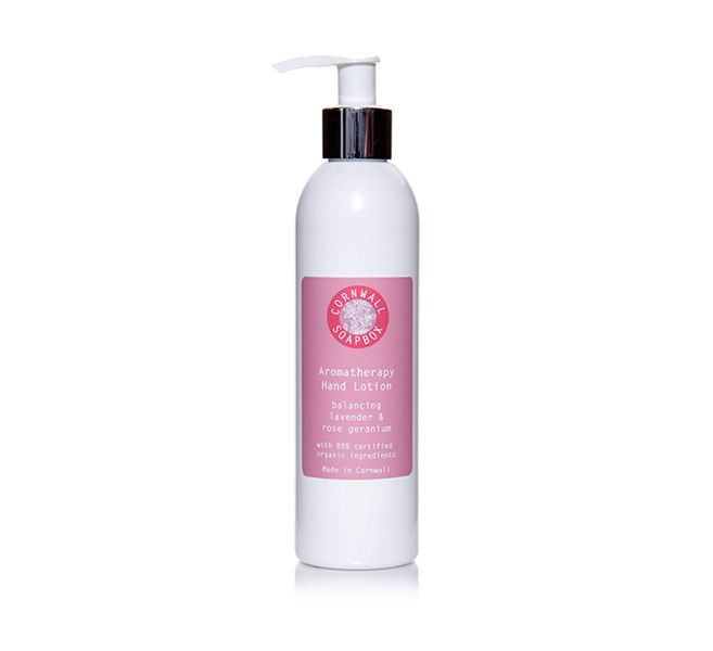 Lavender and Rose Geranium Hand Lotion 250ml