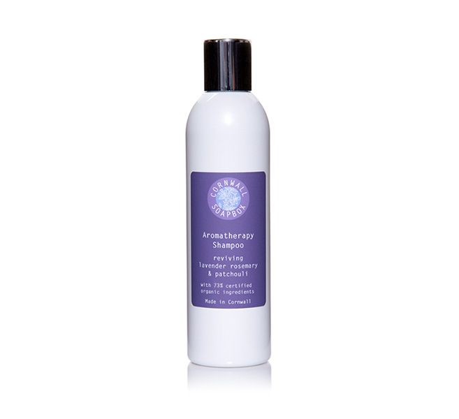 Lavender, Rosemary and Patchouli Shampoo 250ml