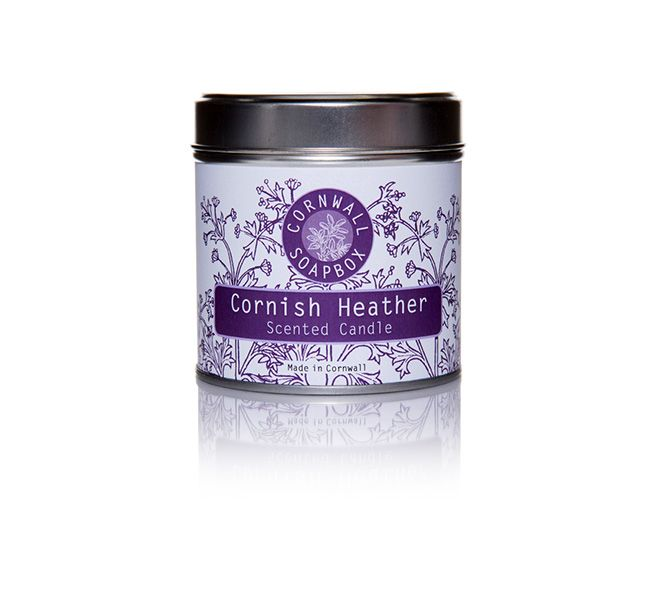 Cornish Heather Scented Candle