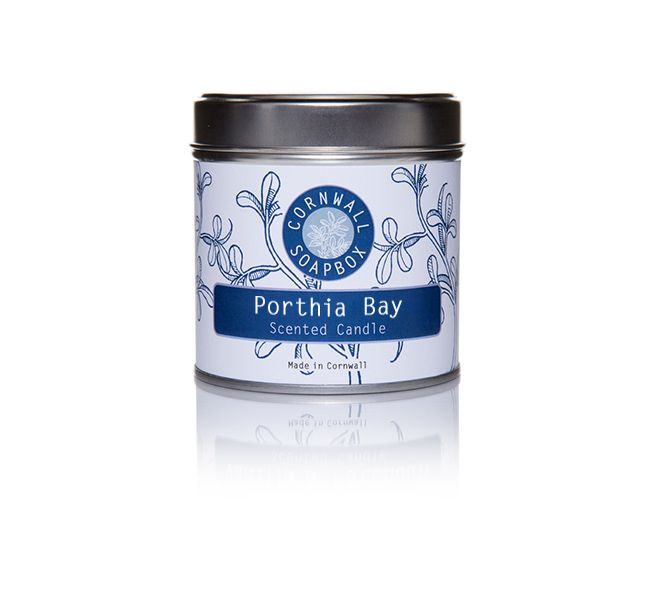 Porthia Bay Scented Candle