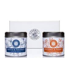 Gift Box of Two Scented Candles