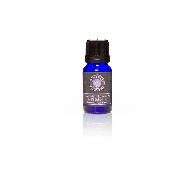 Lavender Rosemary & Patchouli Essential Oil Blend
